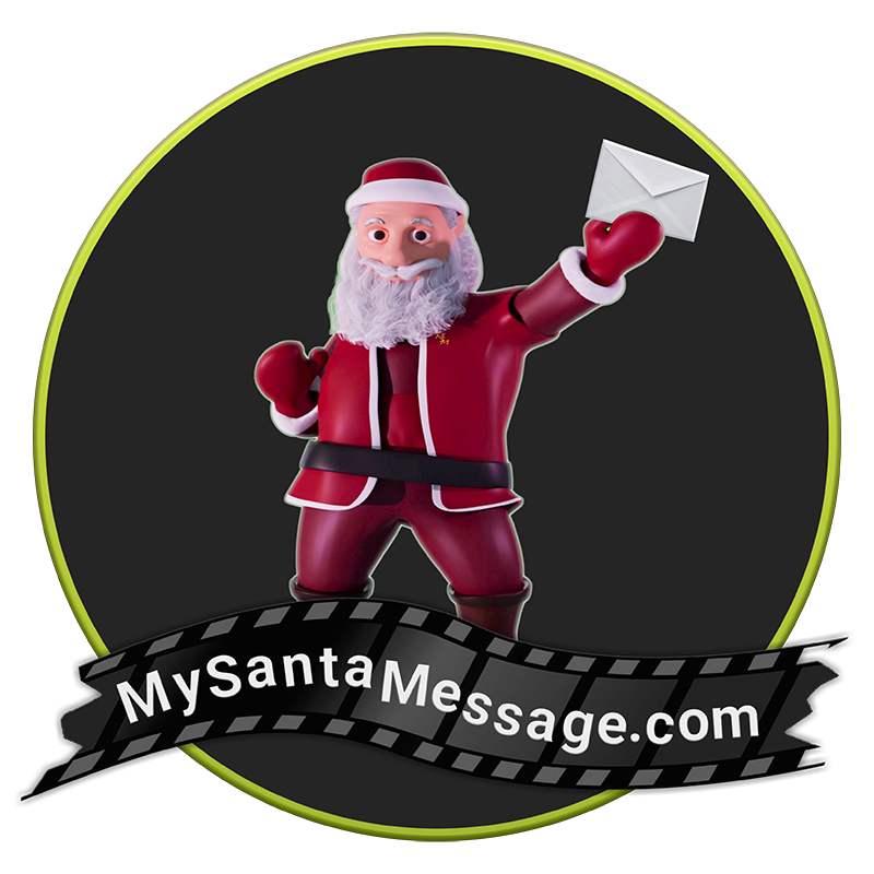 My Santa Message